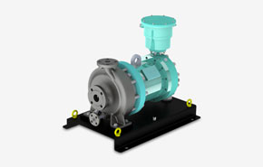 gamme pompe rotor etei