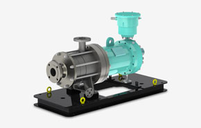 gamme pompe rotor multi